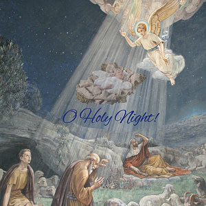 O Holy Night by Adolphe Adam 1847