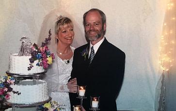Rebecca Alderman Wedding Picture