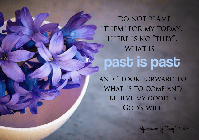 Past Is Past - Rebecca Alderman