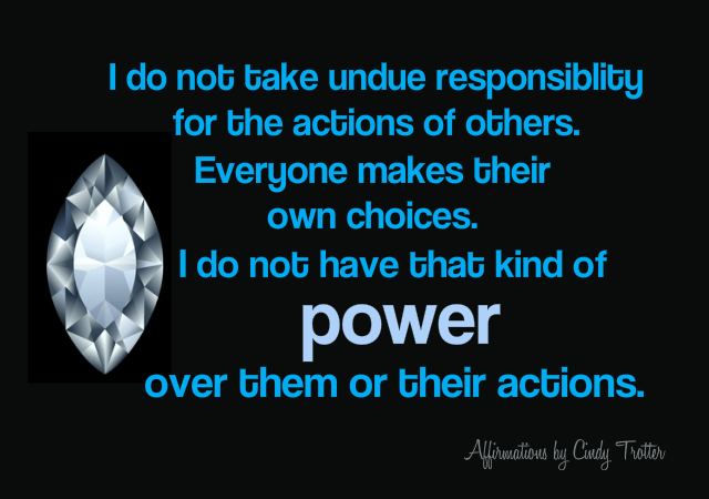 Power Over Others - Rebecca Alderman