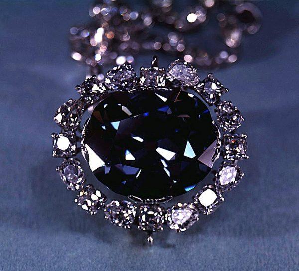 The Hope Diamond - Rebecca Alderman website - Affirmations